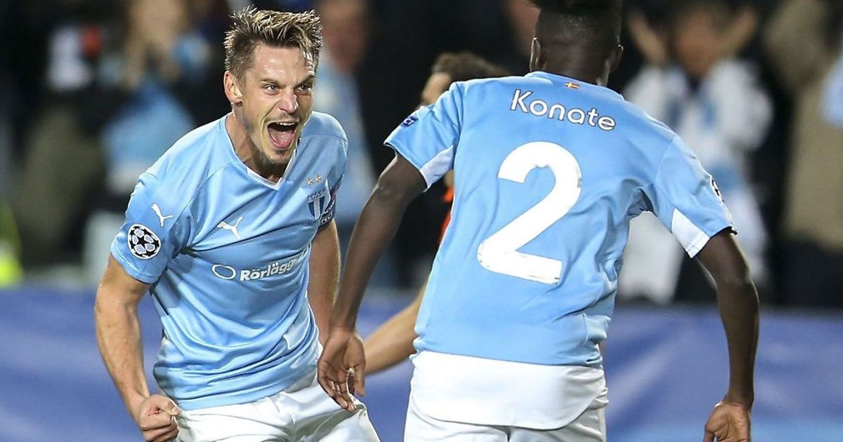 Video: Malmo FF vs Shakhtar Donetsk
