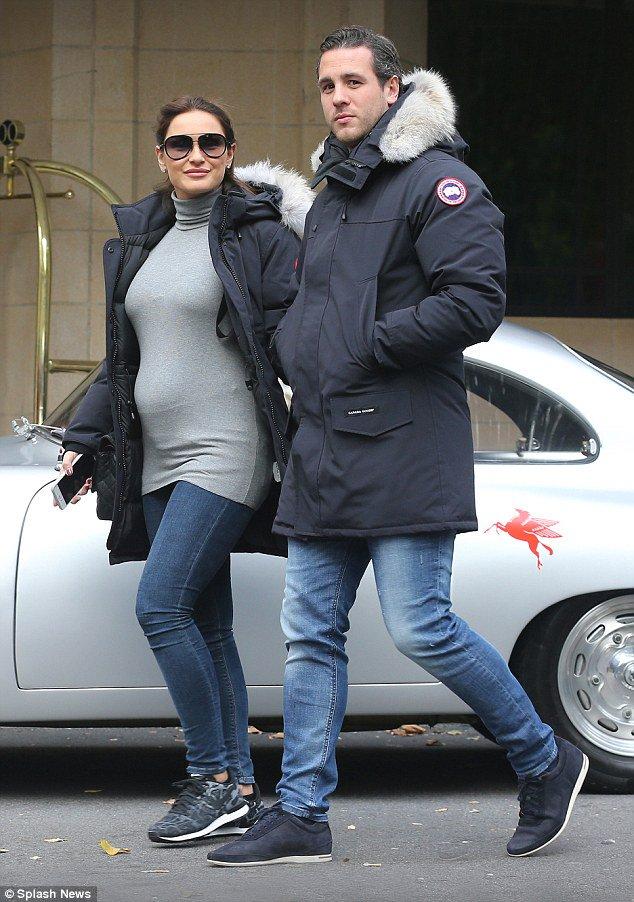 canada goose jacket celebrity