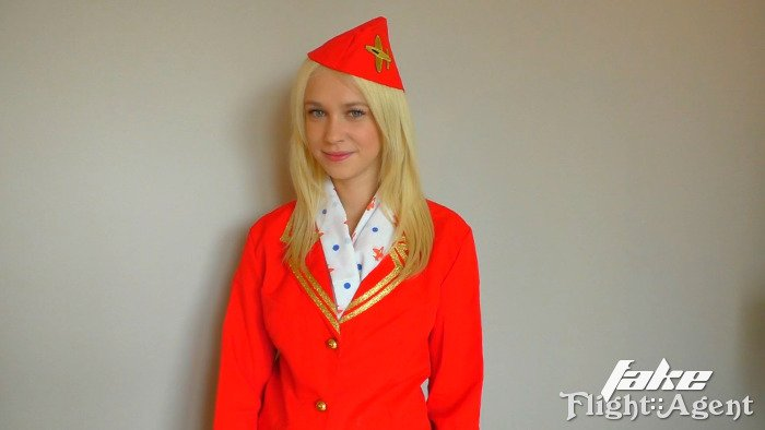 "Fake Flight Agent On Twitter: ""Cute New Trainee Flight"