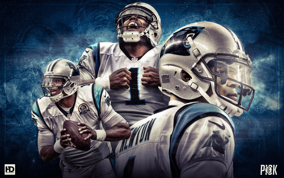 Pick 6 on twitter cam newton wallpaper by pick6 artist - Carolina panthers wallpaper cam newton ...