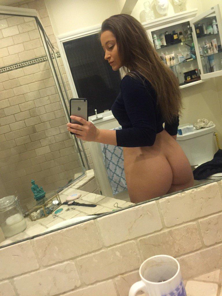 dani daniels ass Selfie