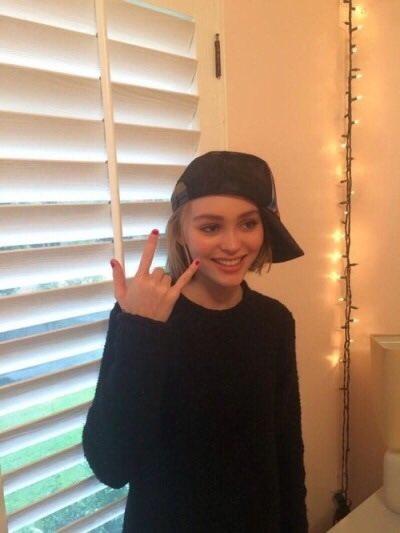 Lily-Rose M  Depp (@LilyRoseMelDepp) | Twitter