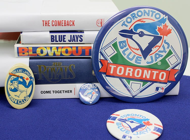 Amazing job,@BlueJays!!!! That brings us to Round 2 of #bookspinepoetry @KCLibrary @BlueJays #ComeTogether https://t.co/VRCg1ewZcw