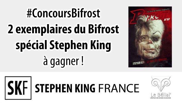 Concours BIFROST 80 chez Stephen King France CR523VMUwAEm8aX