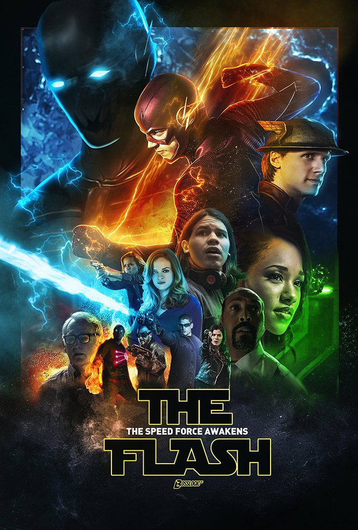 Season 2 The Speed Force Awakens @CW_TheFlash @grantgust @dpanabaker https://t.co/zqCLOBDgLN