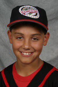 Congrats to @rhsmustangbaseb & @Beaver_Baseball's @mconforto8 - will be 3rd ever to play in LLWS, CWS & MLB WS! https://t.co/jcVZLU9UQi