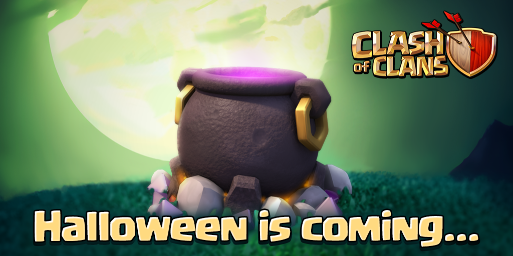Clash Of Clans New Update 2015