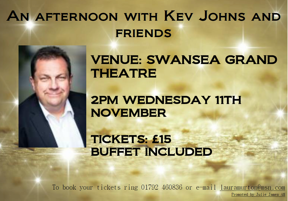 kev johns event