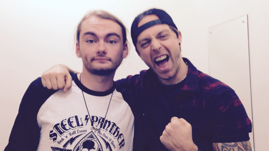 Thursday Night Rock 7-8pm tonight @MrWelshiau talks to Bullet For My Valentine #Venom @bfmvofficial @MattieValentine https://t.co/WeDSqodQ2h