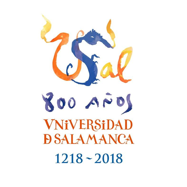 Este es el logotipo diseñado por Miquel Barceló para el @VIIICentenario https://t.co/oU4hQjSckF