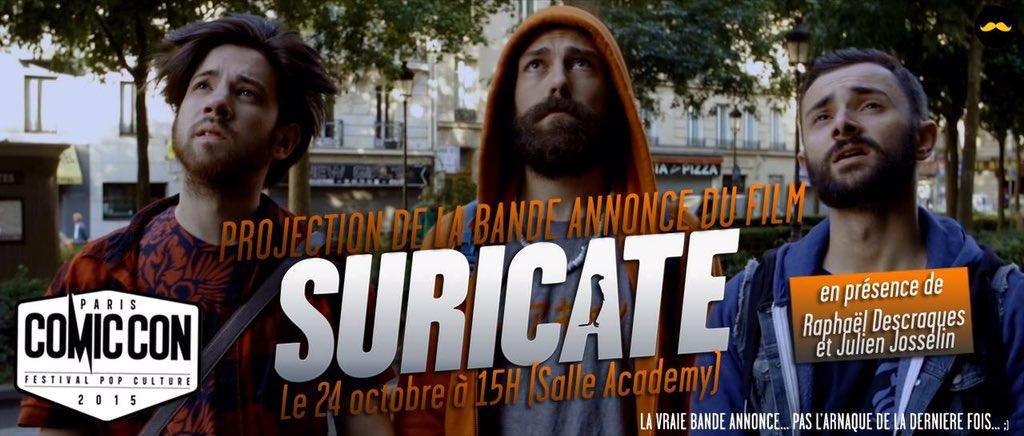 """[Film] """"Les Dissociés"""" (Suricate) avec des Frenchnerdiens (2015) - Page 3 CR76PhlWoAAIdF1"""