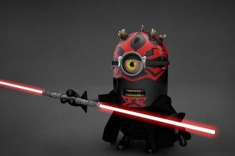 Jedi Max On Twitter Cute Sith Minion What Happens When Minions Go