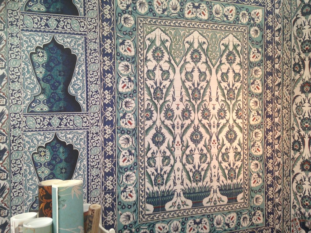 #Iksel is a great example of what's possible in digital wallcoverings, seen @Decorex_intl: http://bit.ly/1jtBqWt pic.twitter.com/IL0KT96P9j
