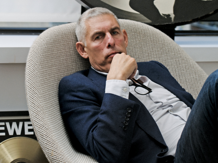 The Guy Who Signed Slick Rick and Jay Z Is Still Killing It bloom.bg/1LOthGP @lyorcohen
