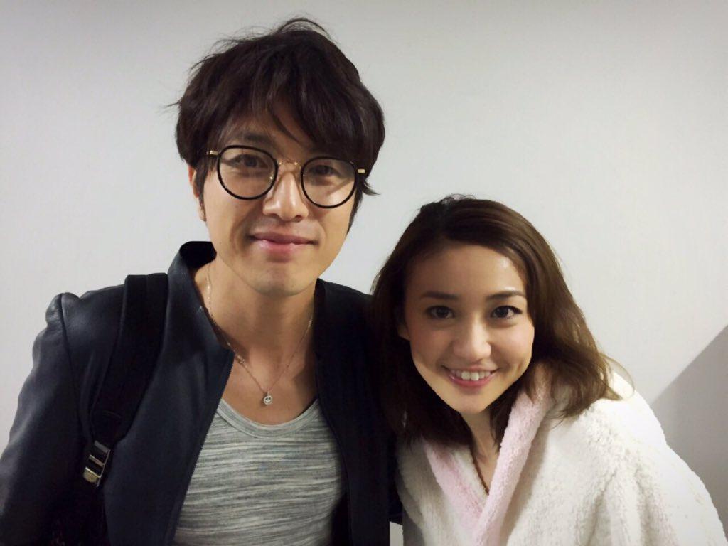 ゆずの悠仁さんと大島優子
