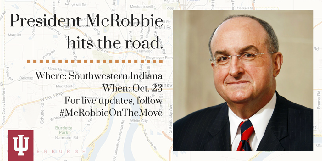 Thumbnail for #McRobbieontheMove: Southwestern Indiana