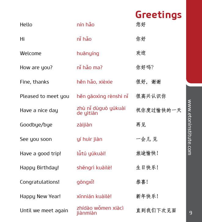 Eton institute on twitter ni hao learn basic chinese greetings 803 am 22 oct 2015 m4hsunfo