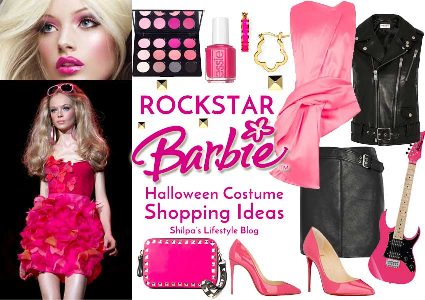 shilpa ahuja on twitter creative halloween costume rockstar barbie shopping ideas httpstcokmbeor06rx barbie bblogrt lsbloggers
