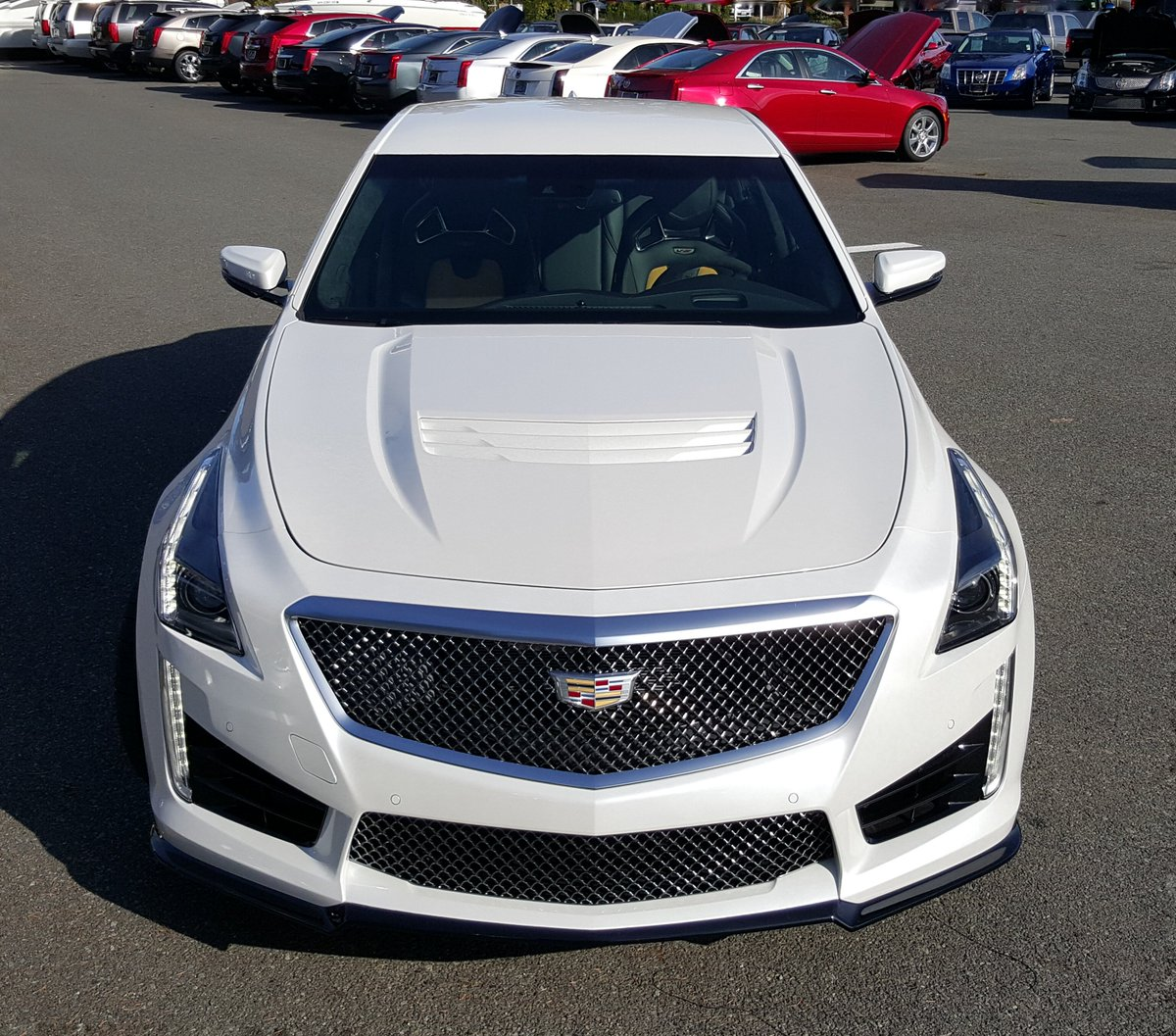 doug s nw cadillac on twitter just got the first 2016 cadillac cts v 640 hp and 200 mph top speed this is the fastest car gm has ever produced https t co vzjwbmkrzr cadillac cts v 640 hp and 200 mph