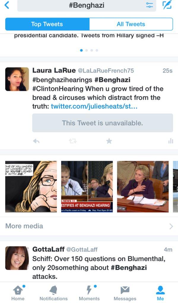 @sibeledmonds @WashingtonsBlog Look how #Twitter #Cointelpro #censored my #HASTERT #tweet! #TopTweet #Benghazi #News