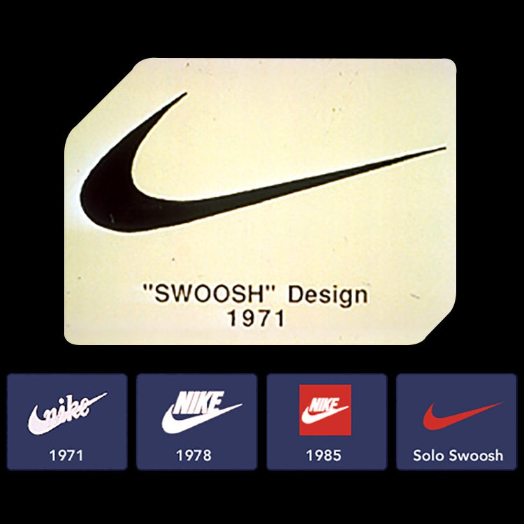 #tbt to the $35 Nike logo & the design student who created it https:// creativemarket.com/blog/2015/08/21/the-35-nike-logo-and-the-woman-who- designed-it …