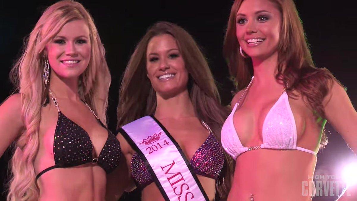 Brooke adams bikini contest