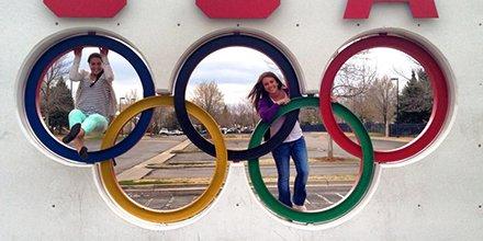 Thumbnail for #TerriersAtWork: Jess Luscinski (SAR'12), USA Triathlon