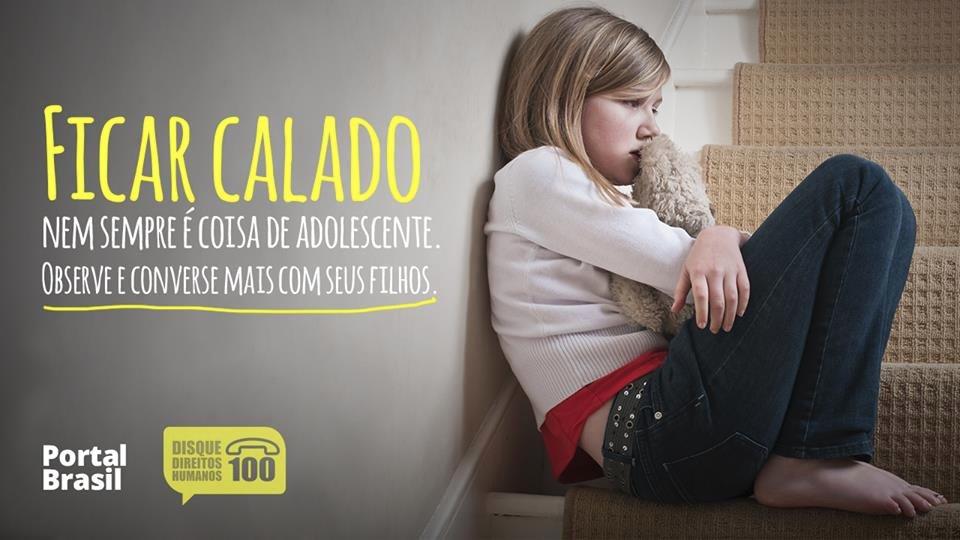 Como denunciar assédio sexual envolvendo crianças?