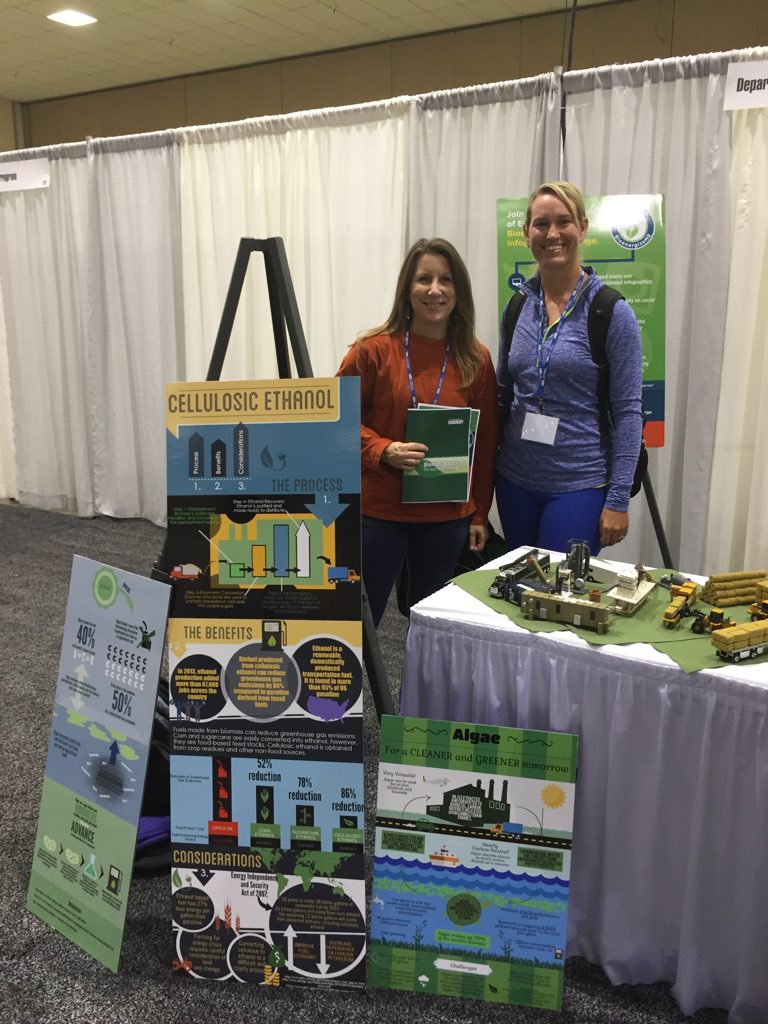 Michaele Scheerle On Twitter Pvhs Science Teachers Represents At Nsta Reno Conference Charlesparkpvhs Bioenergykdf Https T Co Svpy8lb4i4