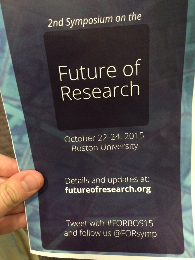 Made it! Counting down to the start of #FORBOS15 https://t.co/7ZNOng24lI