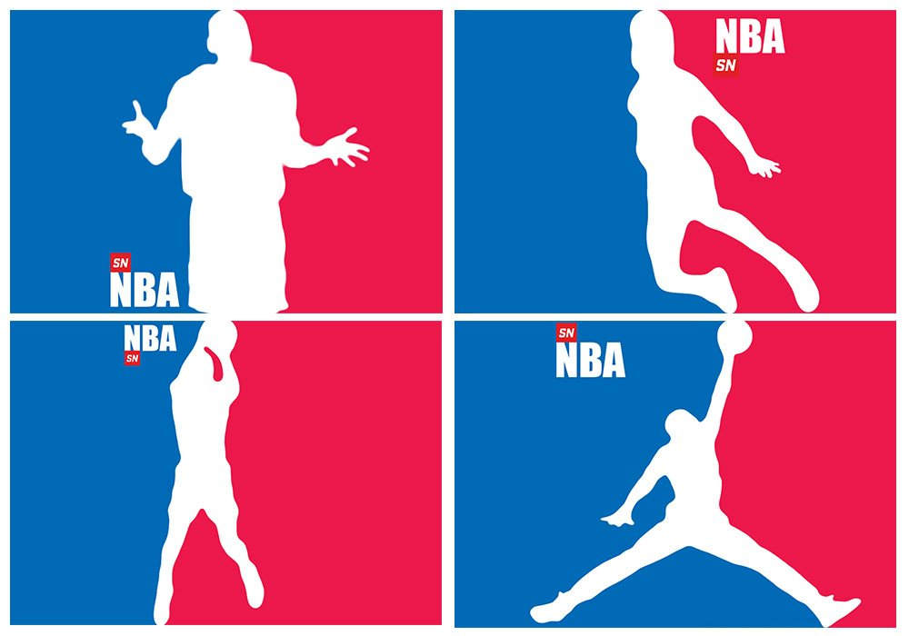 Jerry West would support an NBA logo change to MJ... How about any of these, Jerry?
