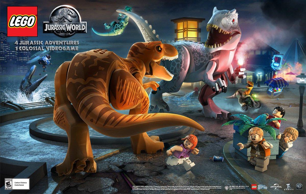 Jurassic Island Torrent