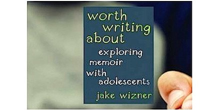 """Worth Writing About: Exploring Memoir w/Adolescents"" is his 1st book for T's. https://t.co/sBnVpSF6U0 #middleweb https://t.co/Z4d9sdBQz6"