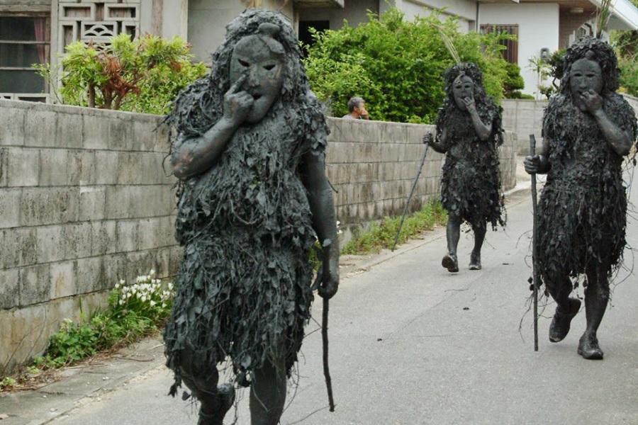 今日、宮古島パーントゥどー。行きたかった。うわり臭いけど。 pic.twitter.com/OpUtNZM1DX