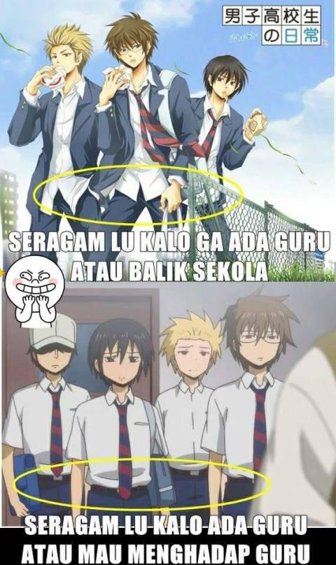 """Meme Anime Indonesia on Twitter: """"Hahahaha bener gak nih - KY http ..."""