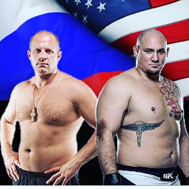 Cmon @ScottCoker #fedor needs a better opponent for New Years and may suggest the beast @savageshawn