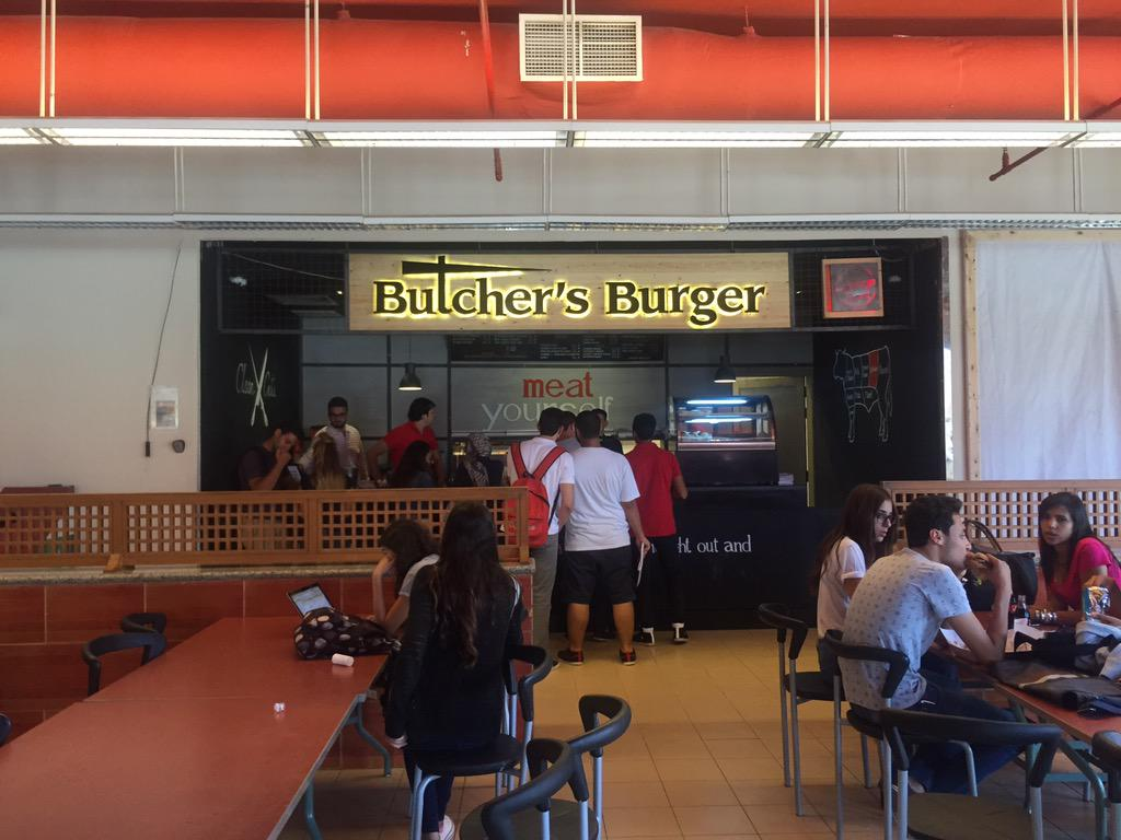 We guess not everyone knows yet.. But YES! @ButchersBurger is now OPEN in the main food court. #JRMC2202 #JRLWeb http://t.co/xIBduR867M