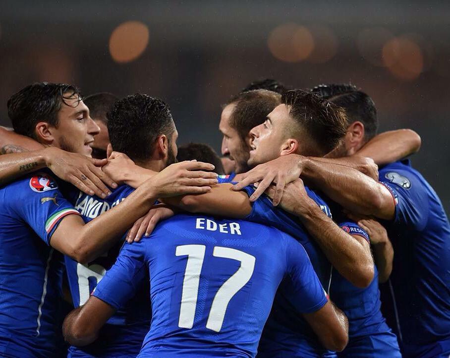 Rojadirecta ITALIA-Norvegia Streaming e Diretta TV oggi alle 20:45 (Qualificazioni Euro 2016).