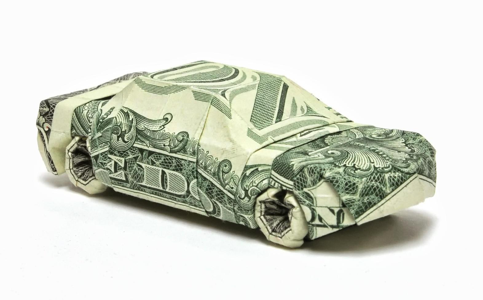 картинка на рабочий стол картинка машина из денег секретер