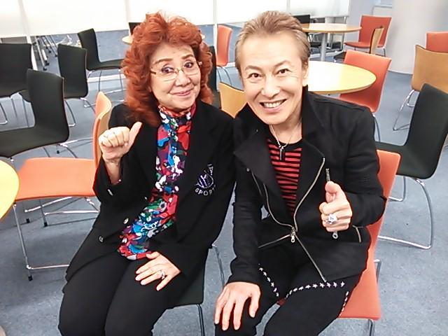 「DRAGONBALL HEROES 超戦士爆誕スペシャル」のイベントに野沢雅子さんとゲスト出演してきました! みんな盛り上がっていました!! http://t.co/6uqMdCoTNM