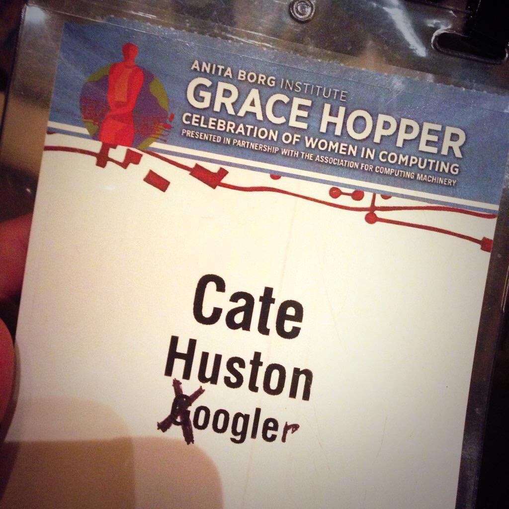 It's my 6th year going to @ghc. I wrote about why I still go... and others don't #ghc15 http://t.co/Oq6SvZNdzw http://t.co/A80hAZSKkP