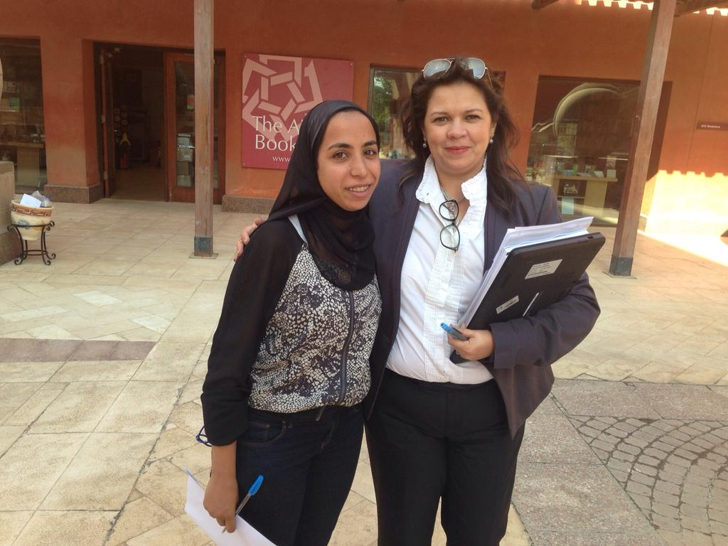 Iman Magahmed, a management professor believes social media is effective but has ethical issues #JRMC2202 #JRLWeb http://t.co/5Z712is3r1