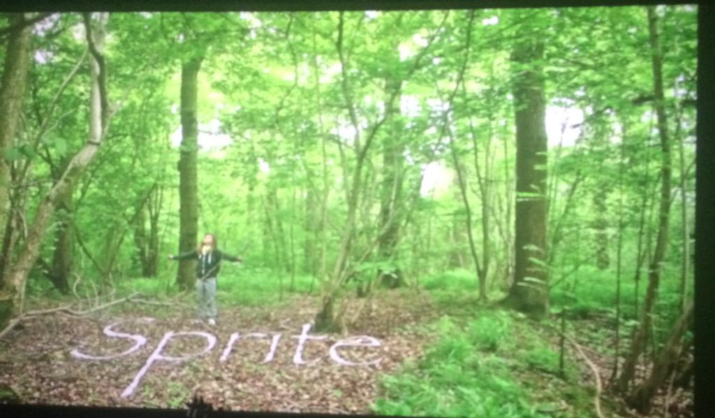 And now the audience are about to watch Sprite by Andrew Griffin @Sixty2UK #FilmNorthants http://t.co/rJ42olv7dQ