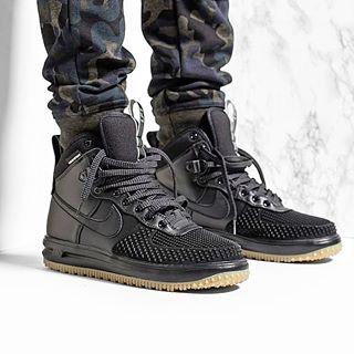 Nike Air Force 1 Duckboot at   Nike boots, Boots