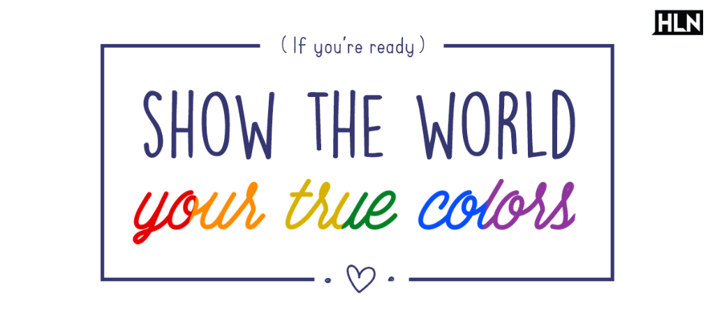 Happy national coming out day! #nationalcomingoutday # ...