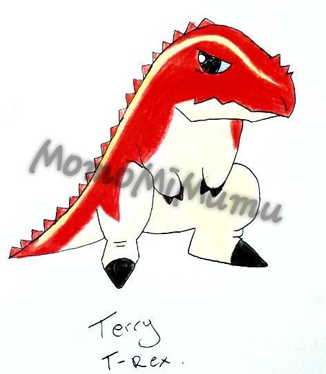 Momo Mimomo On Twitter Terry De Dino Rey Nn Momomimumu