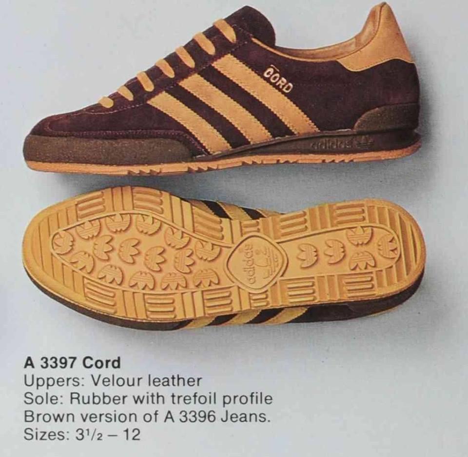 adidas jeans 1979