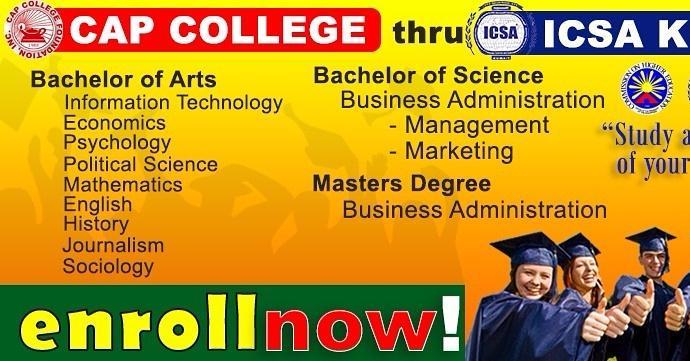 e7db687d65d ICSA CAP College ( CapIcsa)
