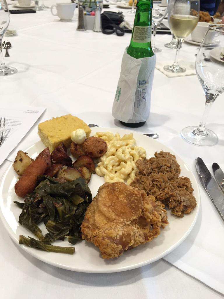 #TriangleSCI Excellent dinner @TriangleSCI : http://t.co/kCxC7cSPV4