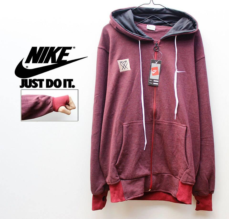 Jaket Nike Zipper Polos || Bahan Cotton Fleece || Size Fit L || Cek stock di https://t.co/A8IC3eBhPG :) https://t.co/yVvfxSpZy7